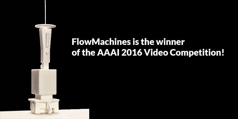 Winner of the 2016 AAAI Video Competition