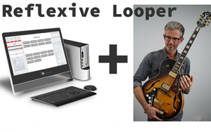 Intensive Science Festival Reflexive Looper